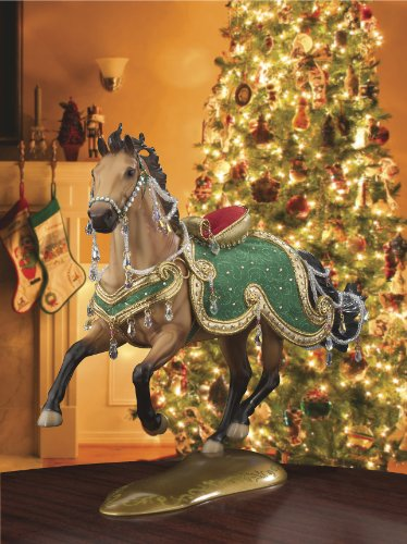 Breyer Jewel 2010 Holiday Horse - 14th in Series