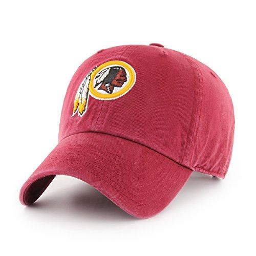 (NFL Washington Redskins Women's OTS Challenger Adjustable Hat, Cardinal)
