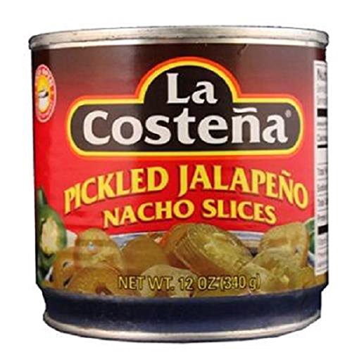 a, Pickled Jalapeno Nacho Slices, Count 1 - Mexican Food / Grab Varieties & Flavors ()