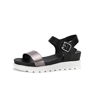 f600fca695fe Lady Velcro Sandals Velcro Sandals Summer Fashion Street Sports Unisex  Casual Women s Shoes