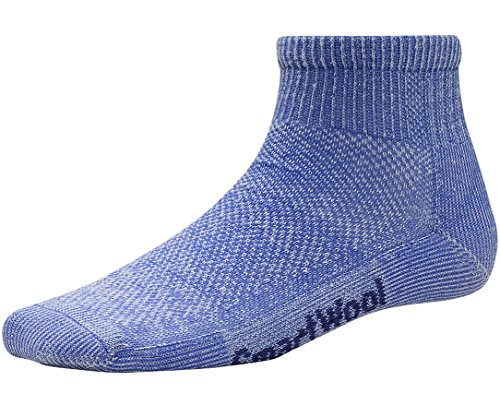 Smartwool Hiking Ultra Light Mini Sock - Womens Polar Purple Medium