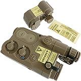 SHENKEL PEQ-16タイプバッテリーケースAN/PEQ-16 Battery Case TAN