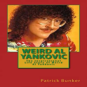 Weird Al Yankovic Audiobook