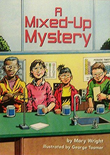 Houghton Mifflin Science: Ind Bk Lv5 Chp9 On Level A Mixed-Up Mystery ebook