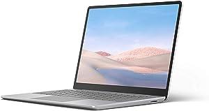 Microsoft Surface Laptop Go 12.4in Touchscreen Intel i5 4GB RAM 64GB SSD Win 10 (Renewed)