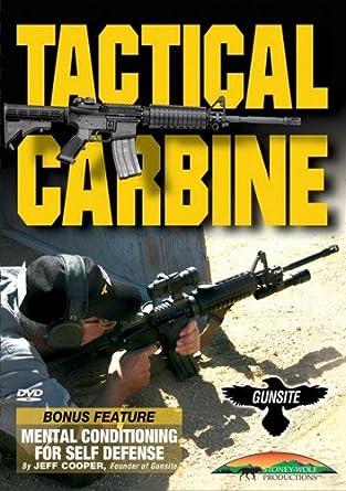 Amazoncom Tactical Carbine Ar 15 Gun Training Dvd Personal