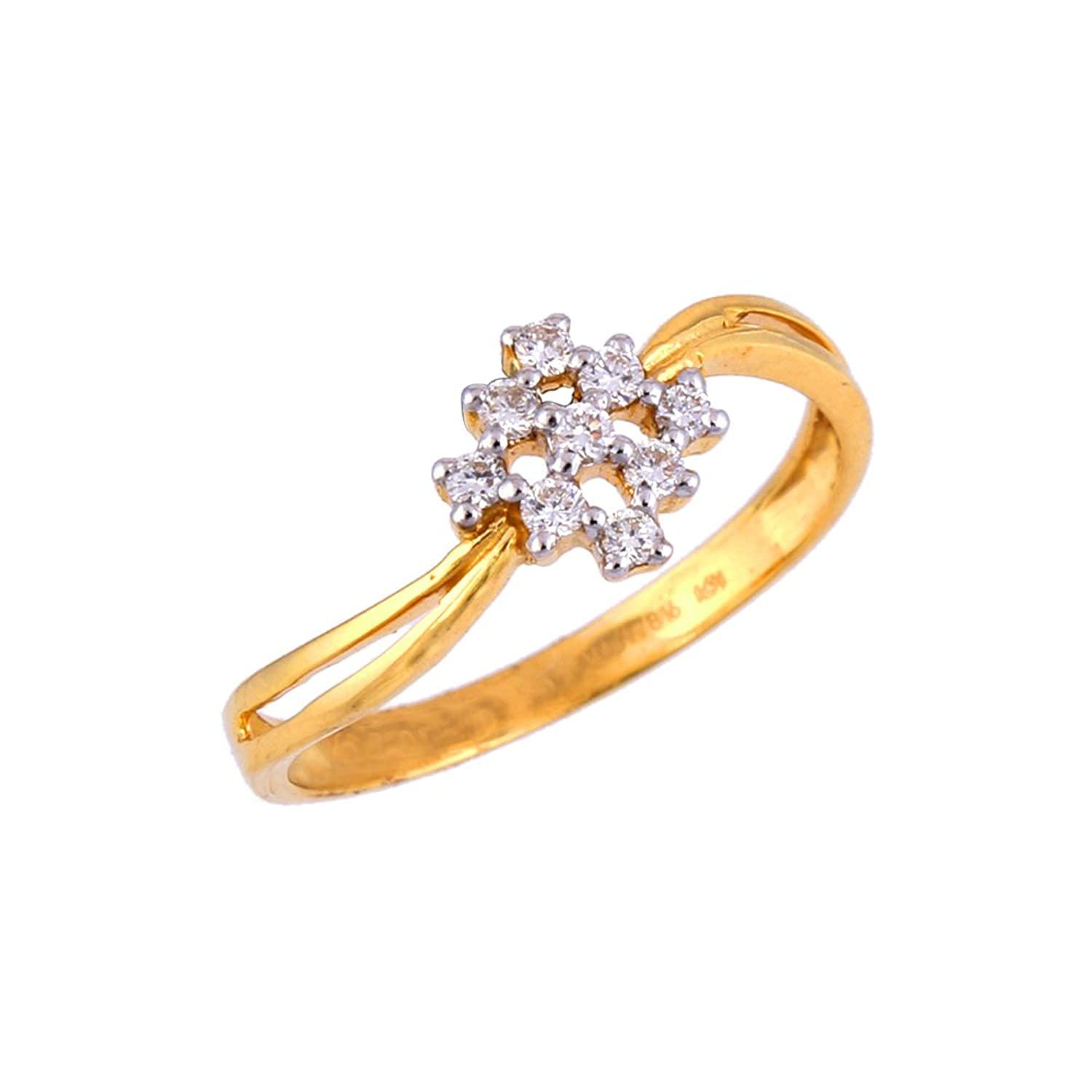 heart ring buy rings the jewellery online diamond gold shop love