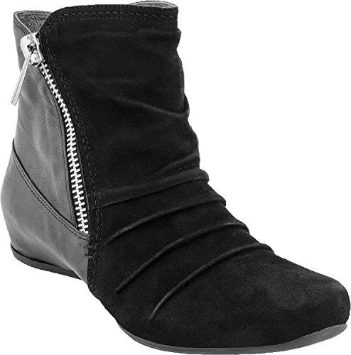 Earth Footwear Earthies Women's Black Pino 6 Medium US