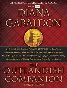 Hardcover The Outlandish Companion Volume Two Book