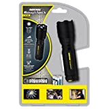 Rayovac RNT3AAA-B  Roughneck 200 Lumen Metal Flashlight with Batteries and Holster