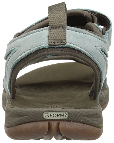 Hiking Women's Q2 Siren Blue Merrell Surf Sandals Strap wvISdO