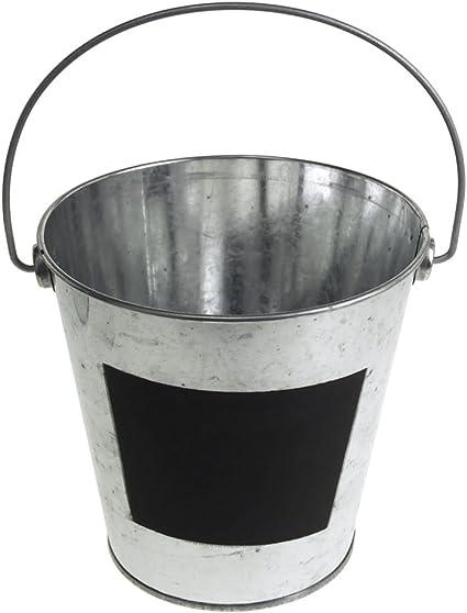 Silver 35/x 20/x 5/cm Metal MQF pazi000050000/Dustpan Galvanised