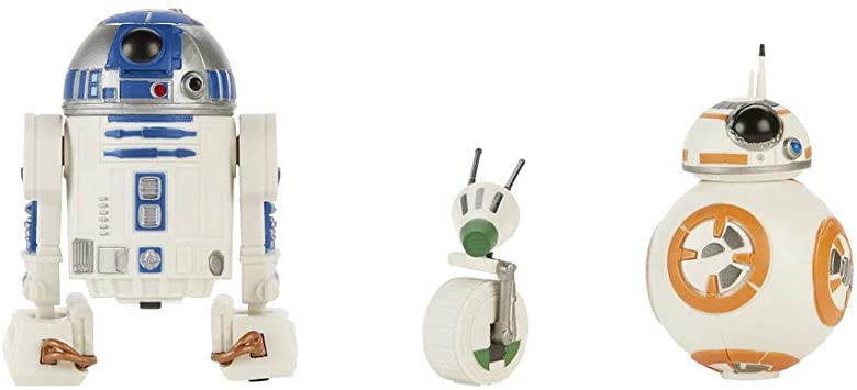 Star Wars - Pack Droides (Hasbro E3118EU4): Amazon.es ...