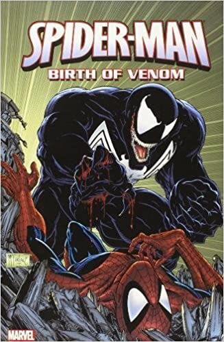 Spider-Man: Birth of Venom (Graphic Novel)