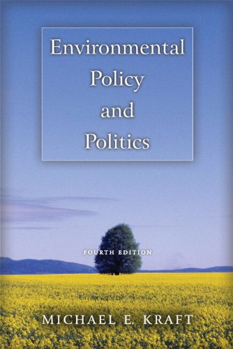 Environmental Policy and Politics (4th Edition)