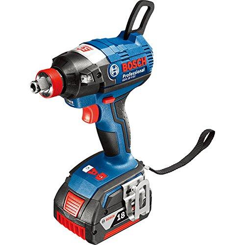 ボッシュ:バッテリーインパクトドライバー GDX18V-EC 000555042083