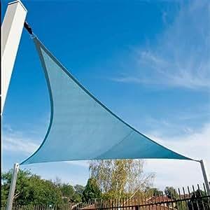 Amazon Com Sunshade 12 Ft Triangle Sun Sail Shade Cover