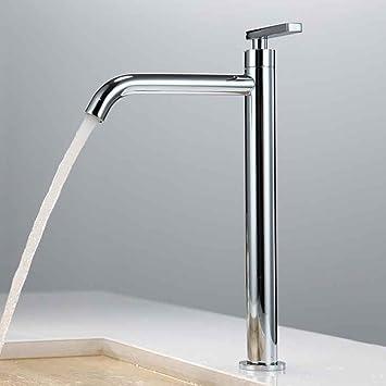 Höhe Waschbecken Bad hohe bad armatur hochwertig kaltwasser wasserhahn bad