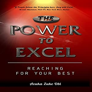 The Power to Excel Audiobook