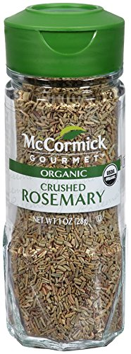 McCormick Gourmet Organic Rosemary Crushed