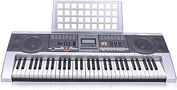 Teclado 61-Tecla De Tipo De Juego Profesional De Piano ...