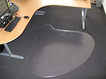 Amazoncom Workstation Desk Chair Mats X Carpet Chair - Computer chair mat for carpet