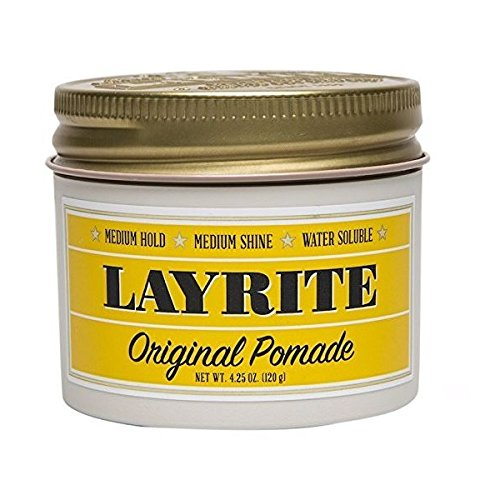 Layrite Deluxe Original Pomade, 4.25 oz