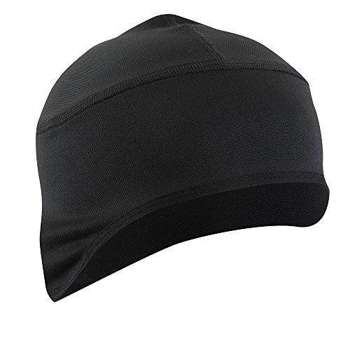 - Pearl iZUMi Thermal Skull Cap, Black, One Size