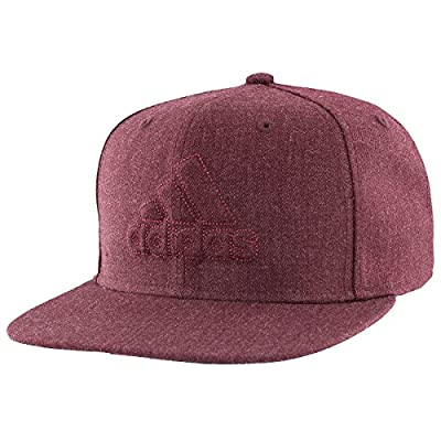adidas Mens Daybreaker Flat Brim Snapback Cap from Agron Hats & Accessories