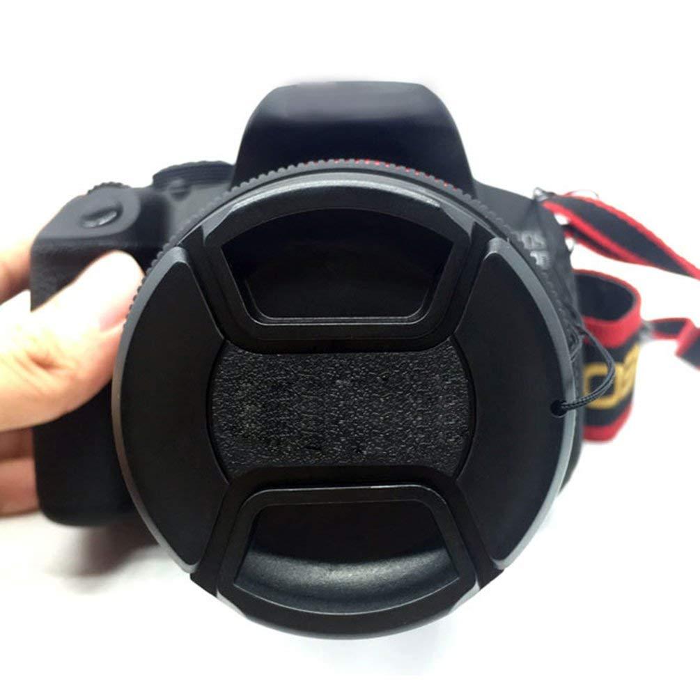7//8 LM Tapa Trasera de Lente de c/ámara Duradera de 5 Piezas Cubierta Protectora de Lente Profesional port/átil para c/ámara Leica M M6