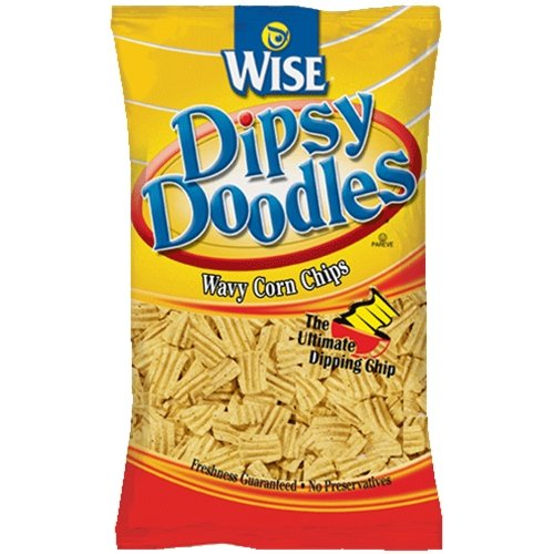 Wise Original Dipsy Doodles, .875-Oz Bags (Pack of 72) by Wise