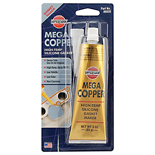 Versachem 88839-12PK Mega Copper Silicone - 3 oz., (Pack of 12)