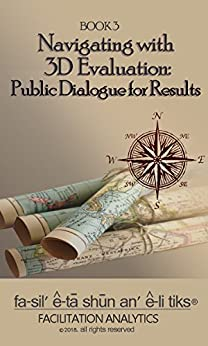 Navigating With 3D Evaluation: Public Dialogue for Results (Facilitation Analytics) by [Read, Sarah J.]