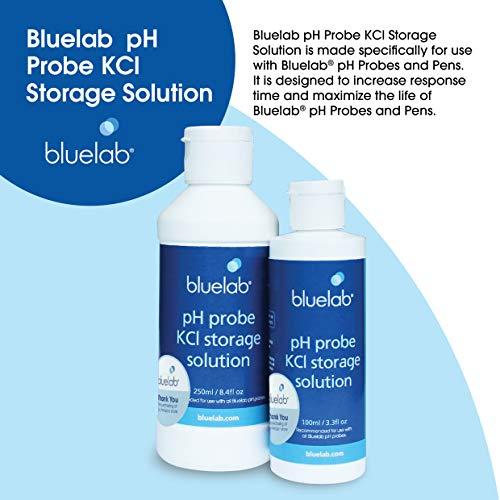 (Bluelab STSOL100 pH Probe Soil Tester, 100 mL)