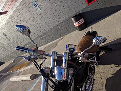 Jackey AwesomeUniversal Fit 10mm 8mm Thread Bolts Black Skull Skeleton Claw Side Mirrors For Suzuki Honda Kawasaki Yamaha Victory Motorcycle Moto Bike Cruiser Chopper