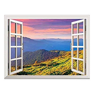 Removable Wall Sticker Wall Mural Beautiful View of...