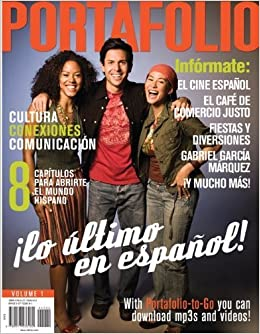 Book LOOSELEAF FOR PORTAFOLIO V1 1st edition by Ramos, Alicia, Davis, Robert L. (2011)