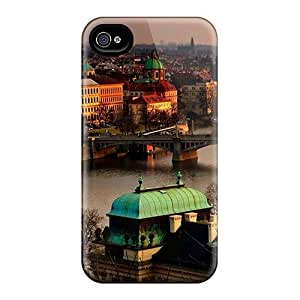 Mycase88 Snap On Hard Cases Covers Prague Protector For Iphone 6
