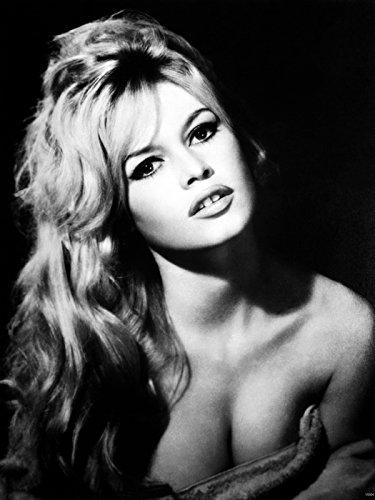PhotoSight Brigitte Bardot Hot Beautiful Portrait Vintage 24x18 Print Poster (The Best Of Bardot)