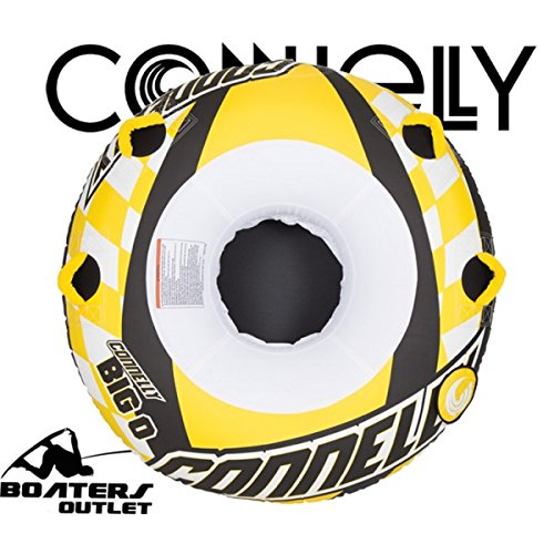 CWB Connelly Classic Donut Towable Tube, Big-O, 1-Rider ()