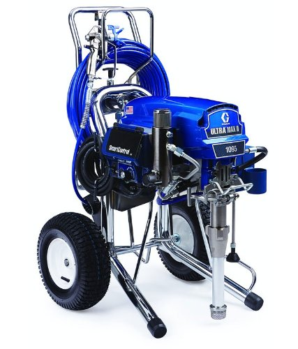 Graco Ultra Max II 1095 Pro Contractor Series Electric Airless Sprayer 16W900 ()
