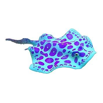 Handfly 1 pieza de acuario simulación falsa artificial tropical diablo de peces adorno para acuario acuario pecera decoración: Amazon.es: Hogar