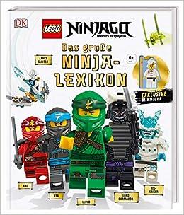 LEGO® NINJAGO® Das große Ninja-Lexikon: Mit exklusiver ...
