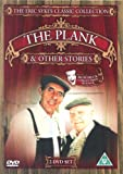 The Plank/It's Your Move/Rhubarb Rhubarb/Mr H. Is Late [DVD]