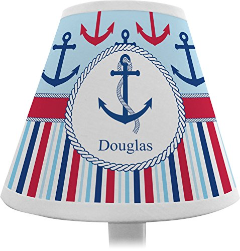 Anchors-Stripes-Chandelier-Lamp-Shade-Personalized