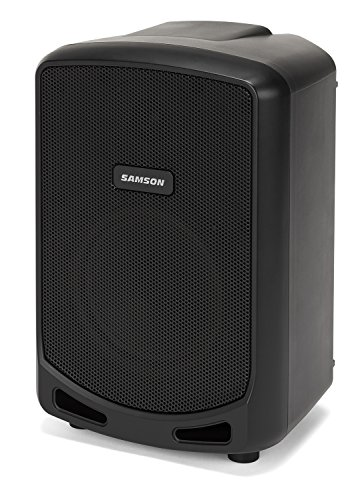 Battery Powered Pa System (Samson Expedition Escape Rechargeable Speaker System with Bluetooth)
