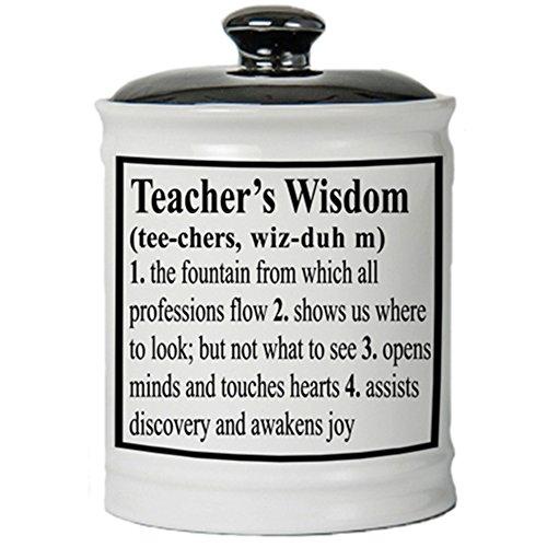 Teacher Candy Jar - Tumbleweed Teacher's Wisdom Definition
