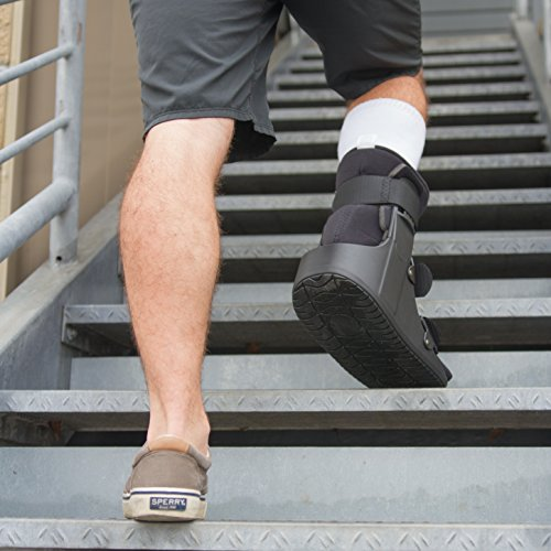 10 Best Walking Boot For Ankle Sprain, Fracture, Gout Or Injury