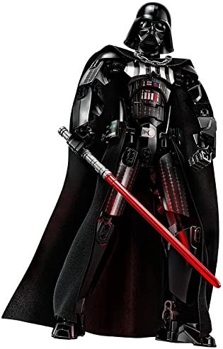 LEGO-Star Wars con structionDarth Vader, Multicolore, 75534
