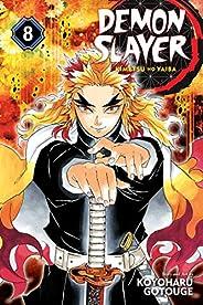 Demon Slayer: Kimetsu No Yaiba, Vol. 8, Volume 8